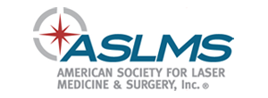 American society for laser medicine and surgery logotype