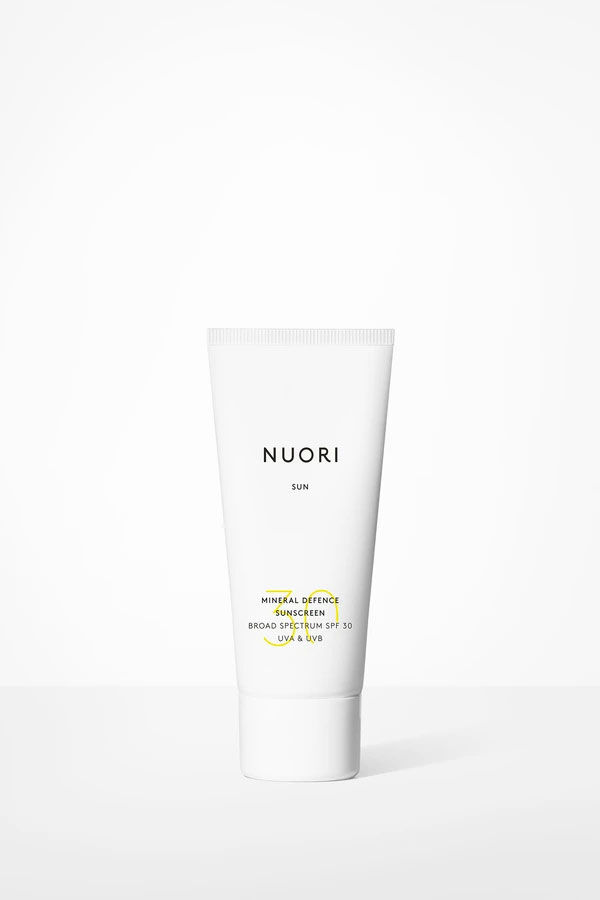 Nuori Mineral Defence Sunscreen 50ml