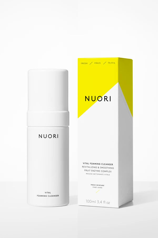 Nouri Vital Foaming Cleanser 100ml